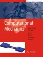 Computational Mechanics 1-2/2018