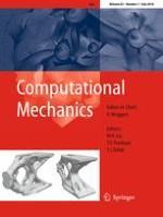Computational Mechanics 1/2018