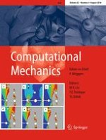 Computational Mechanics 2/2018