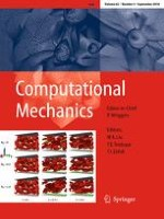 Computational Mechanics 3/2018