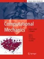 Computational Mechanics 5/2018