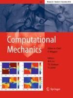 Computational Mechanics 6/2018