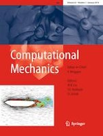 Computational Mechanics 1/2019