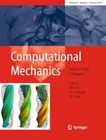Computational Mechanics 2/2019