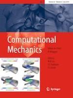 Computational Mechanics 6/2019
