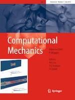 Computational Mechanics 1/2019