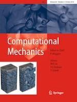Computational Mechanics 4/2019