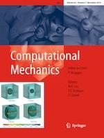 Computational Mechanics 5/2019