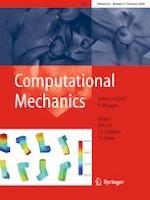 Computational Mechanics 2/2020