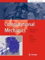Computational Mechanics 6/2020