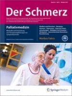 Der Schmerz 5/2012