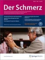 Der Schmerz 3/2013