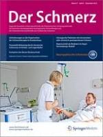 Der Schmerz 6/2013