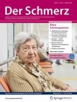 Der Schmerz 5/2018