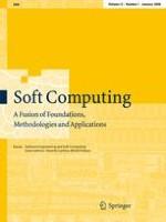 Soft Computing 1/2008