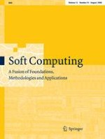 Soft Computing 10/2008