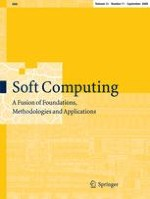 Soft Computing 11/2008