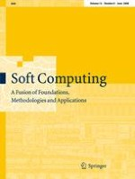 Soft Computing 8/2008