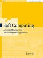 Soft Computing 9/2008
