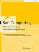 Soft Computing 8-9/2009