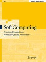 Soft Computing 6/2010