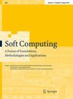 Soft Computing 8/2013