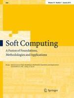 Soft Computing 1/2015