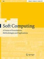 Soft Computing 10/2015