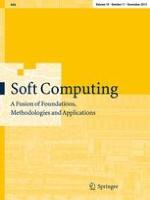 Soft Computing 11/2015