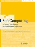 Soft Computing 10/2018