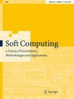 Soft Computing 12/2018