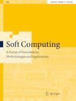 Soft Computing 13/2020