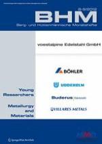 BHM Berg- und Hüttenmännische Monatshefte 8-9/2012