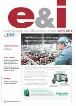 e & i Elektrotechnik und Informationstechnik 6/2013