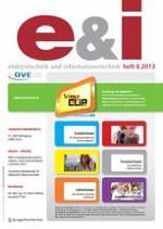 e & i Elektrotechnik und Informationstechnik 8/2013