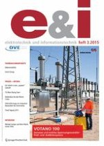 e & i Elektrotechnik und Informationstechnik 3/2015