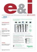 e & i Elektrotechnik und Informationstechnik 4-5/2015