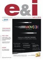 e & i Elektrotechnik und Informationstechnik 6/2016