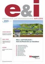 e & i Elektrotechnik und Informationstechnik 8/2016