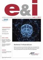 e & i Elektrotechnik und Informationstechnik 1/2017