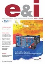 e & i Elektrotechnik und Informationstechnik 6/2017