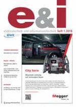 e & i Elektrotechnik und Informationstechnik 1/2018
