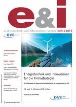 e & i Elektrotechnik und Informationstechnik 3/2018