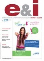 e & i Elektrotechnik und Informationstechnik 4-5/2018