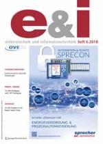 e & i Elektrotechnik und Informationstechnik 6/2018