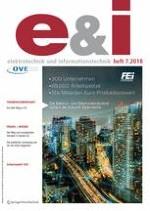 e & i Elektrotechnik und Informationstechnik 7/2018