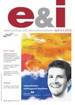 e & i Elektrotechnik und Informationstechnik 4-5/2019