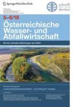 Österreichische Wasser- und Abfallwirtschaft 9-10/2011