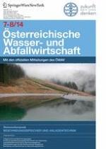 Österreichische Wasser- und Abfallwirtschaft 7-8/2014