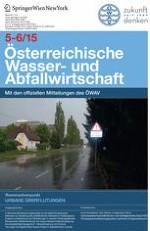 Österreichische Wasser- und Abfallwirtschaft 5-6/2015